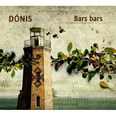 DONIS: BARS BARS CD dgp