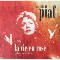 PIAF EDITH: LA VIE EN ROSE - THE COLLECTIO LP