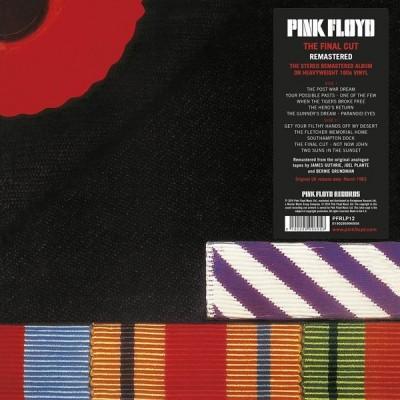 PINK FLOYD: FINAL CUT LP