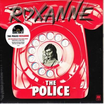 POLICE: ROXANNE / PEANUTS...