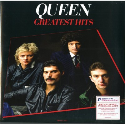 QUEEN: GREATEST HITS 2LP