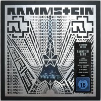 RAMMSTEIN: RAMMSTEIN: PARIS DELUX BOX 4LP/2CD/BLURAY 4LP