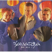 B'AVARIJA: WE ALL! CDSingle