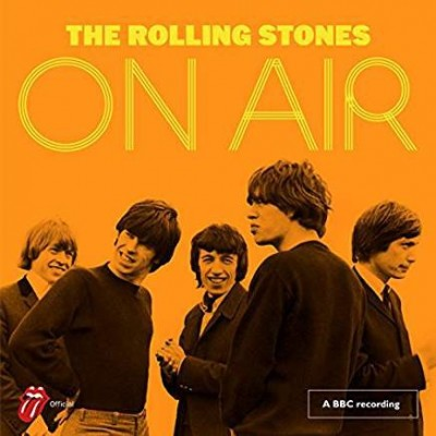 ROLLING STONES: ON AIR CD