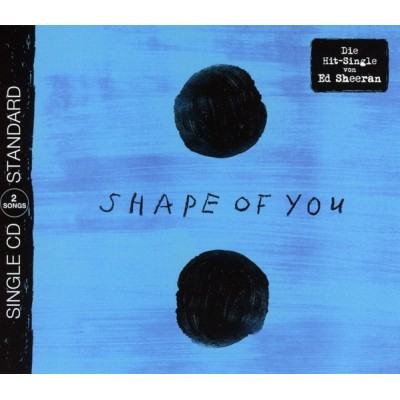 SHEERAN ED: SHAPE OF YOU...