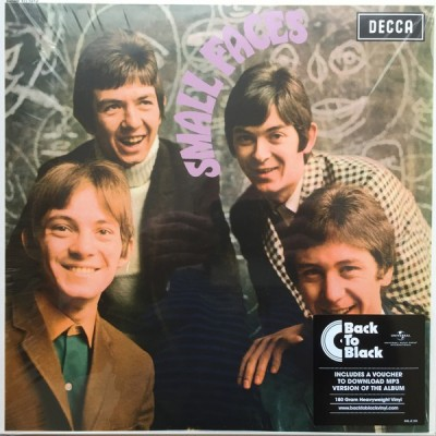 SMALL FACES: SMALL FACES LP