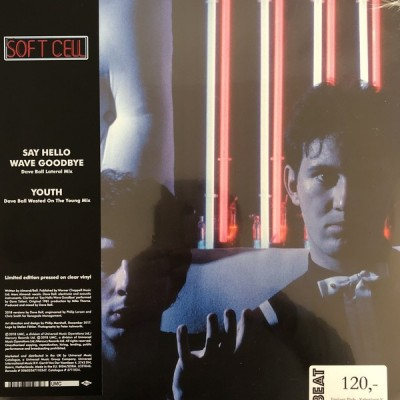 SOFT CELL: SAY HELLO WAVE...