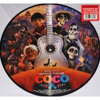 SOUNDTRACK: SONGS FROM COCO -LTD/PD- LP