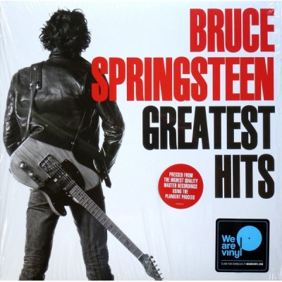 SPRINGSTEEN BRUCE: GREATEST...