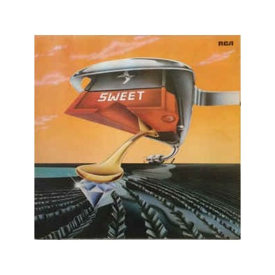SWEET: OFF THE RECORD LP