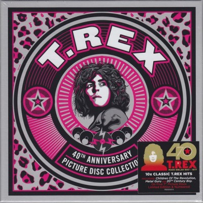 T. REX: 40TH ANNIVERSARY...