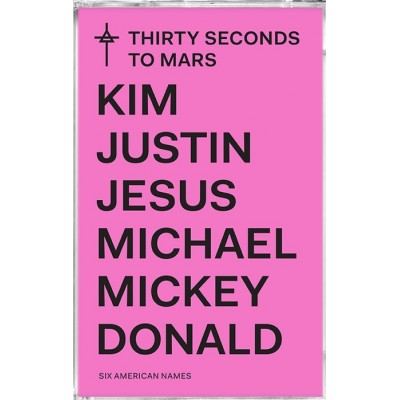 THIRTY SECONDS TO MARS:...