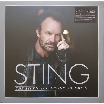 STING: STUDIO COLLECTION...