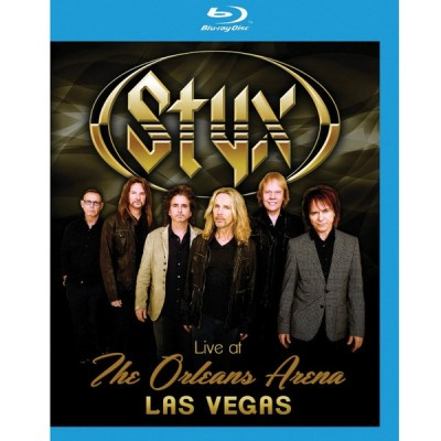 STYX: LIVE AT THE ORLEANS...