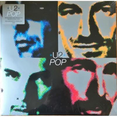 U2: POP 2LP