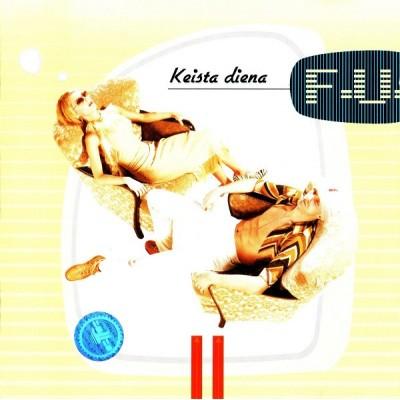 F.U.: KEISTA DIENA CD