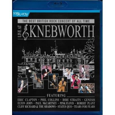 VARIOUS: LIVE AT KNEBWORTH...