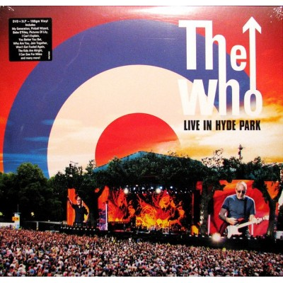 WHO: LIVE AT HYDE PARK...
