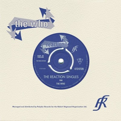 WHO: REACTION SINGLES 1966...