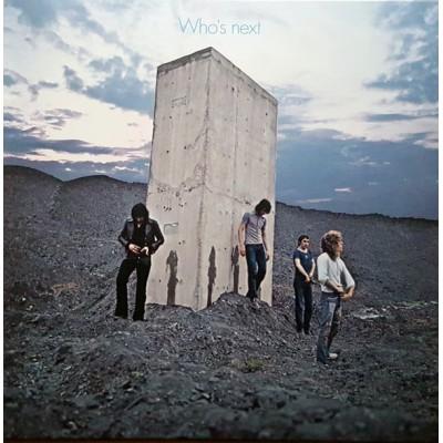 WHO: WHO'S NEXT LP