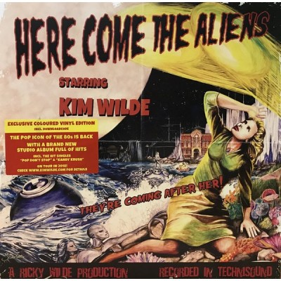 WILDE KIM: HERE COME THE...