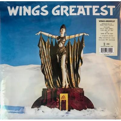 WINGS: GREATEST LP