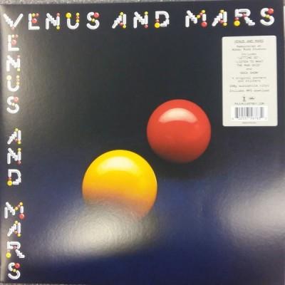 WINGS: VENUS AND MARS LP