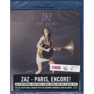 ZAZ: PARIS ENCORE Blu-ray...