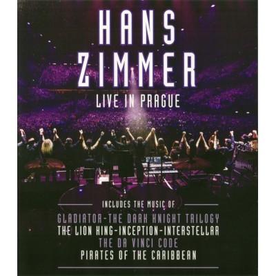 ZIMMER HANS: LIVE IN PRAGUE...
