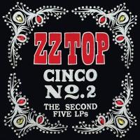 ZZ TOP: CINCO VOL 2: THE SECOND FIVE 5LP 5LP