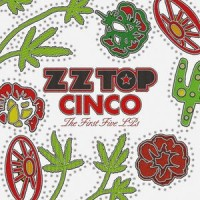 ZZ TOP: CINCO: THE FIRST FIVE LPS 5LP