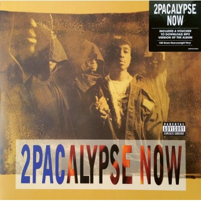 2PAC: 2PACALYPSE NOW 2LP