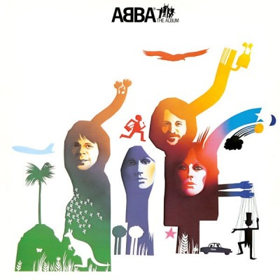 ABBA: ALBUM LP