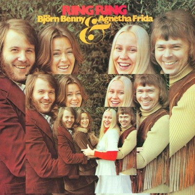 ABBA: RING RING LP