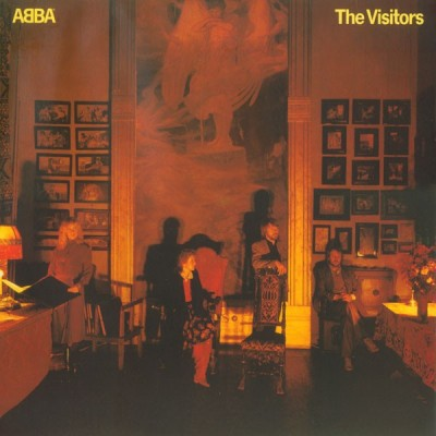 ABBA: VISITORS LP