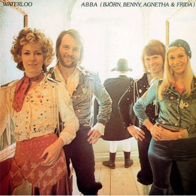 ABBA: WATERLOO LP