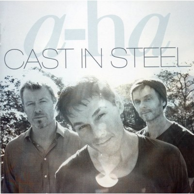 A-HA: CAST IN STEEL CD