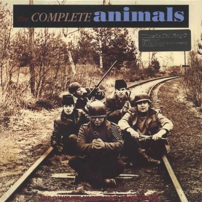 ANIMALS: COMPLETE ANIMALS 3LP
