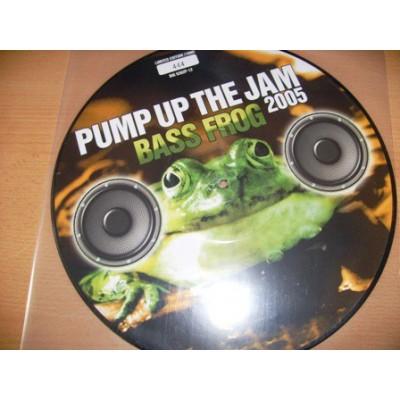 BASS FROG: PUMP UP THE JAM...