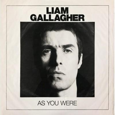GALLAGHER LIAM: AS YOU WERE LP