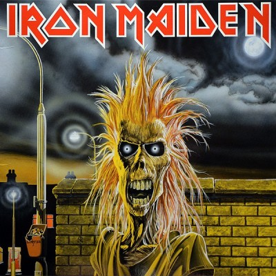 IRON MAIDEN: IRON MAIDEN LP
