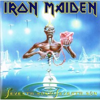 IRON MAIDEN: SEVENTH SON OF A SEVENT LP