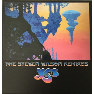 YES: STEVEN WILSON LP BOX...