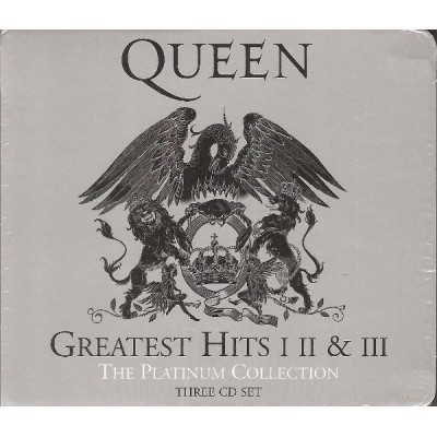 QUEEN: PLATINUM COLLECTION 3CD