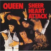 QUEEN: SHEER HEART ATTACK CD