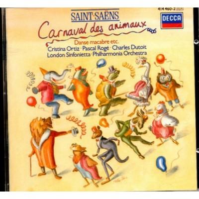 SAINT-SAENS C.: CARNIVAL OF...