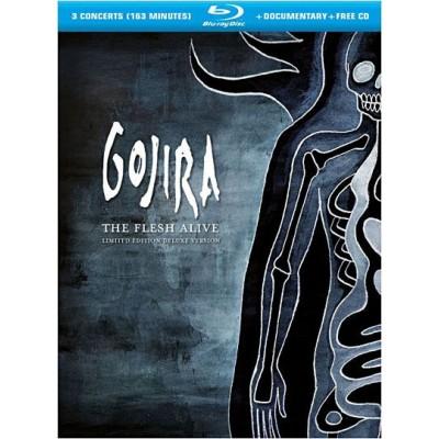 GOJIRA (2): THE FLESH ALIVE...