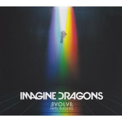 IMAGINE DRAGONS: EVOLVE DLX CD