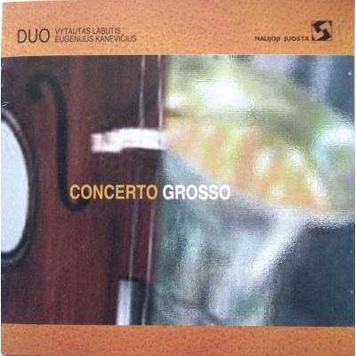 DUO: CONCERTO GROSSO CD