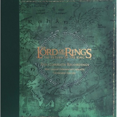 OST: LORD OF THE RINGS VOL....